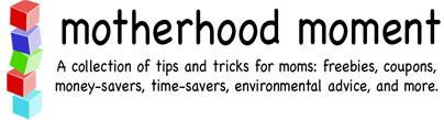 motherhood moment logo