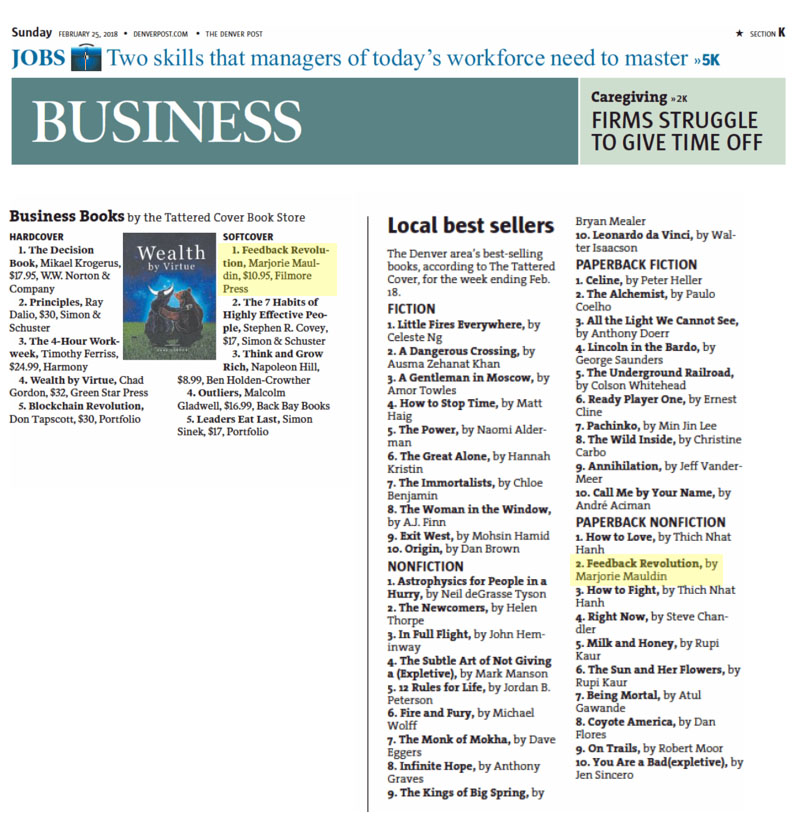Denver Post Business Article